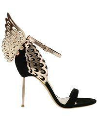 Sophia Webster High Heel Sandals - Zwart