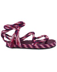 Isabel Marant Sandals - Paars