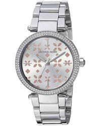 Michael Kors Horloge Ur Mk6483 - Grijs