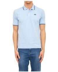 La Martina Polo Shirt - Blauw