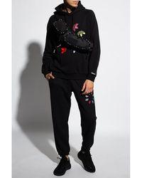 adidas Originals Sweatpants with logo Negro