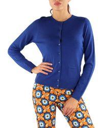 Maliparmi Cardigan - Blauw