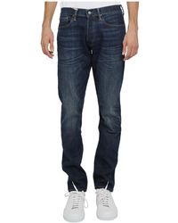 Polo Ralph Lauren Jeans Denim - Blauw