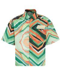 Formy Studio Gea shirt - Verde