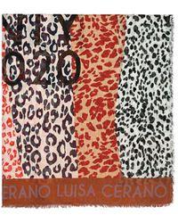 Luisa Cerano Scarf - Bruin