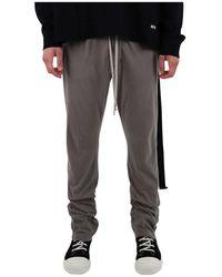 Rick Owens Berlin Drawstring Sweatpants - Grijs