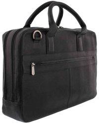 Plevier Laptop Bag 482 15.6 Inch - Zwart