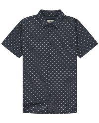 Kultivate Shirt - Blauw