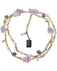 Dolce & Gabbana - Ketting - Lyst