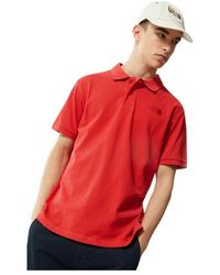The North Face Polo Shirt - Rood