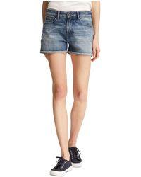 Denham Monroe Shorts Bldbi 2210416004 - Blauw