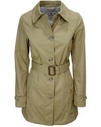 Woolrich Jessamine Trench Coat - Naturel