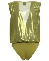 Pinko - Body Verde - Lyst