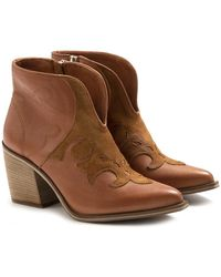 Keb Boots Marrón