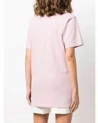 Sporty & Rich T Shirt Rosa