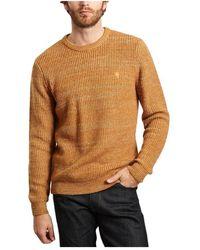 Faguo Vercors Sweater - Bruin