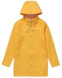 Stutterheim Stockholm Raincoat - Jaune