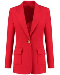 Fifth House Blazer - Rood