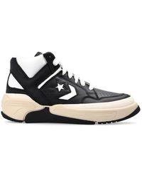 Converse Weapon Cx Mid Sneakers - Zwart
