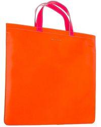 Comme des Garçons Handbag Sa9000Sfl Naranja