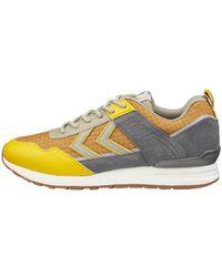 Hummel Marathona Ii Premium Sneaker - Oranje