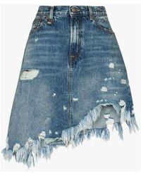 R13 Shorts - Blauw