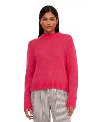 Roseanna Sweater - Rose