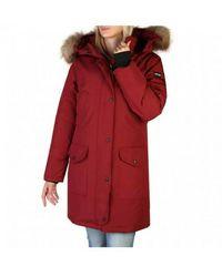 Alessandro Dell'acqua Ad103 jacket - Rosso