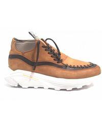 YAB Scarpe Sneakers Artigianale U17ya07 - Bruin