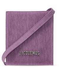 Jacquemus Portemonnee - Paars