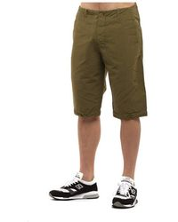 Transit Shorts Cfutrne142 U04 - Groen