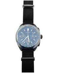 Bulova Lunar Pilot Watch - Nero