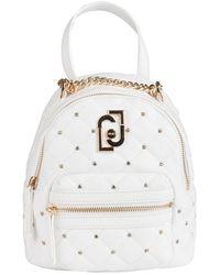 Liu Jo Xs Backpack - Wit