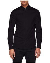 Armani Exchange Shirt - Zwart