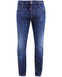 DSquared² - Skater Denim Jeans - Lyst