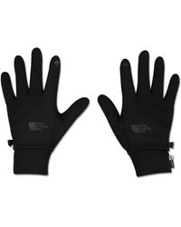 The North Face Gloves Etip Recycled Glove Nf0A4Shajk3 - Noir