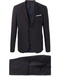 Neil Barrett Dress - Blauw