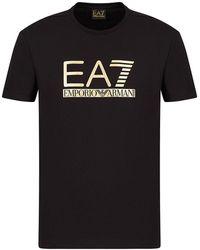 Max Mara T-Shirt Con Logo - Noir