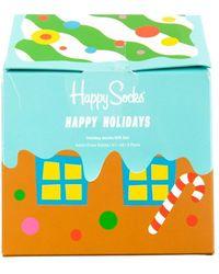 Happy Socks Underwear - Oranje