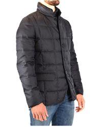 Ferragamo Down Jacket - Zwart