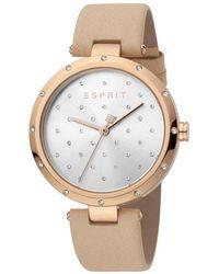 Esprit Es1l214l0035 Louise Watch - Naturel