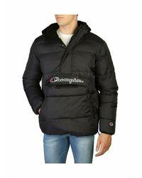 Champion Jacket 213627 - Zwart