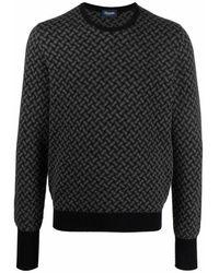 Drumohr Sweater - Zwart