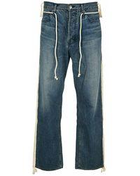 Ambush Jeans Bmya011s21den001 - Blauw