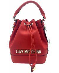 Love Moschino Borsa A Mano - Rosso