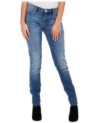 Denham Spray Britney Jeans - 02191011002-britney - Blauw