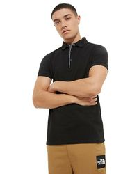 The North Face Polo Shirt - Zwart