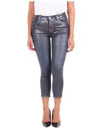 Pt05 Da27Vjaxz20Den Jeans - Grau