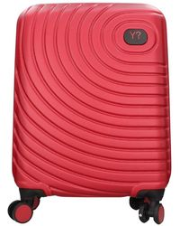 Y Not? Suitcase Cir-17002f1 - Rot