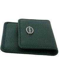Dolce & Gabbana Wallet - Vert